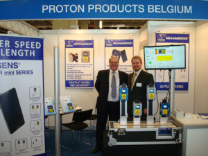 Thank you for visiting us at SENSOR+TEST 2014, Nuremberg