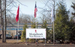 Monadnock Non-Wovens Achieves Accurate, Reliable Speed & Length Measurement with Fast ROI