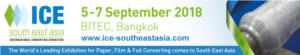 ICE South East Asia 2018, Bangkok, Thailand