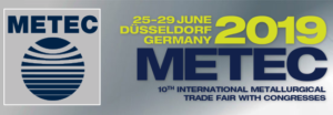 Metec 2019 Dusseldorf, Germany