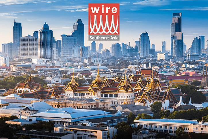 Wire show Bangkok, Thialand
