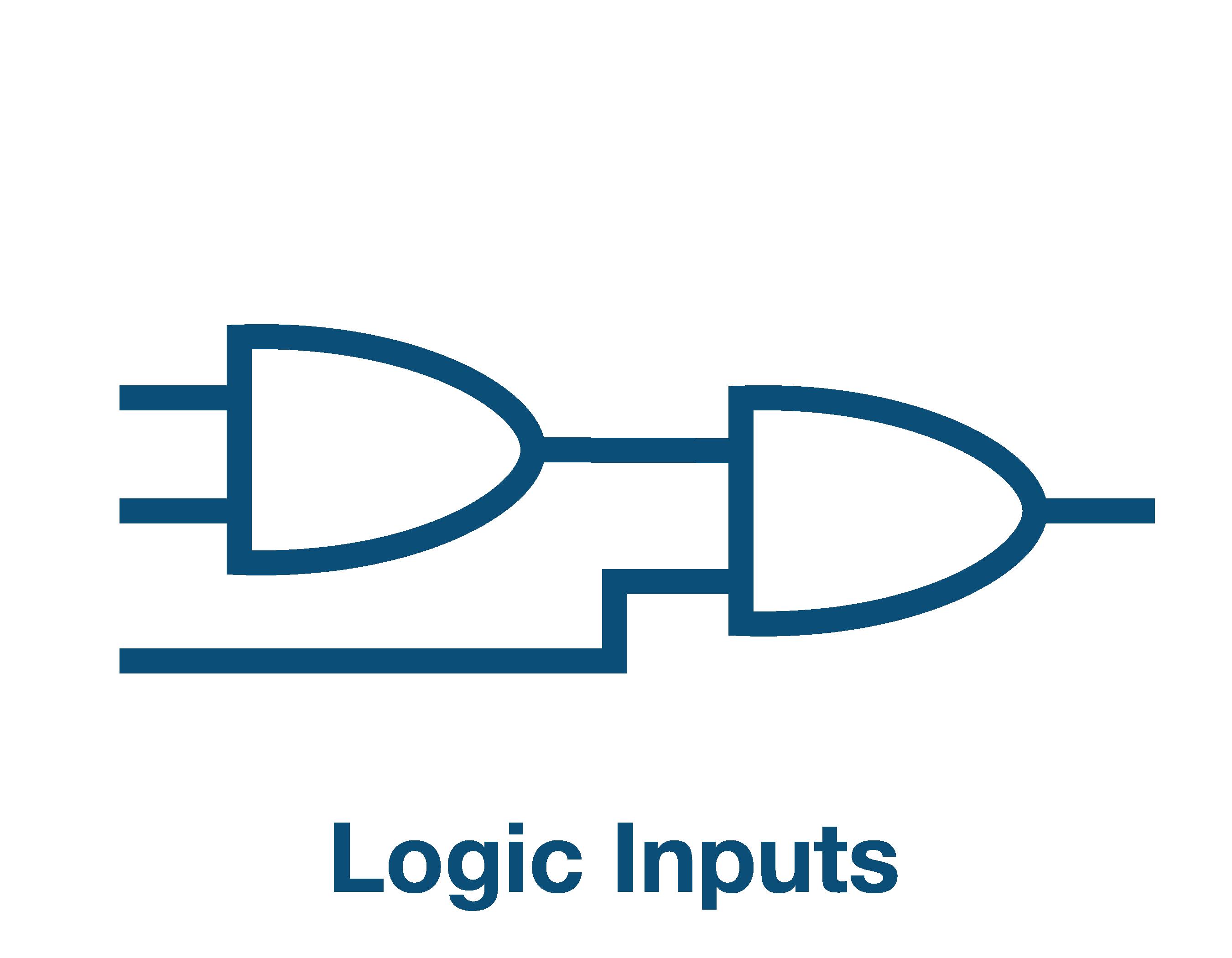 Logic Input x 2